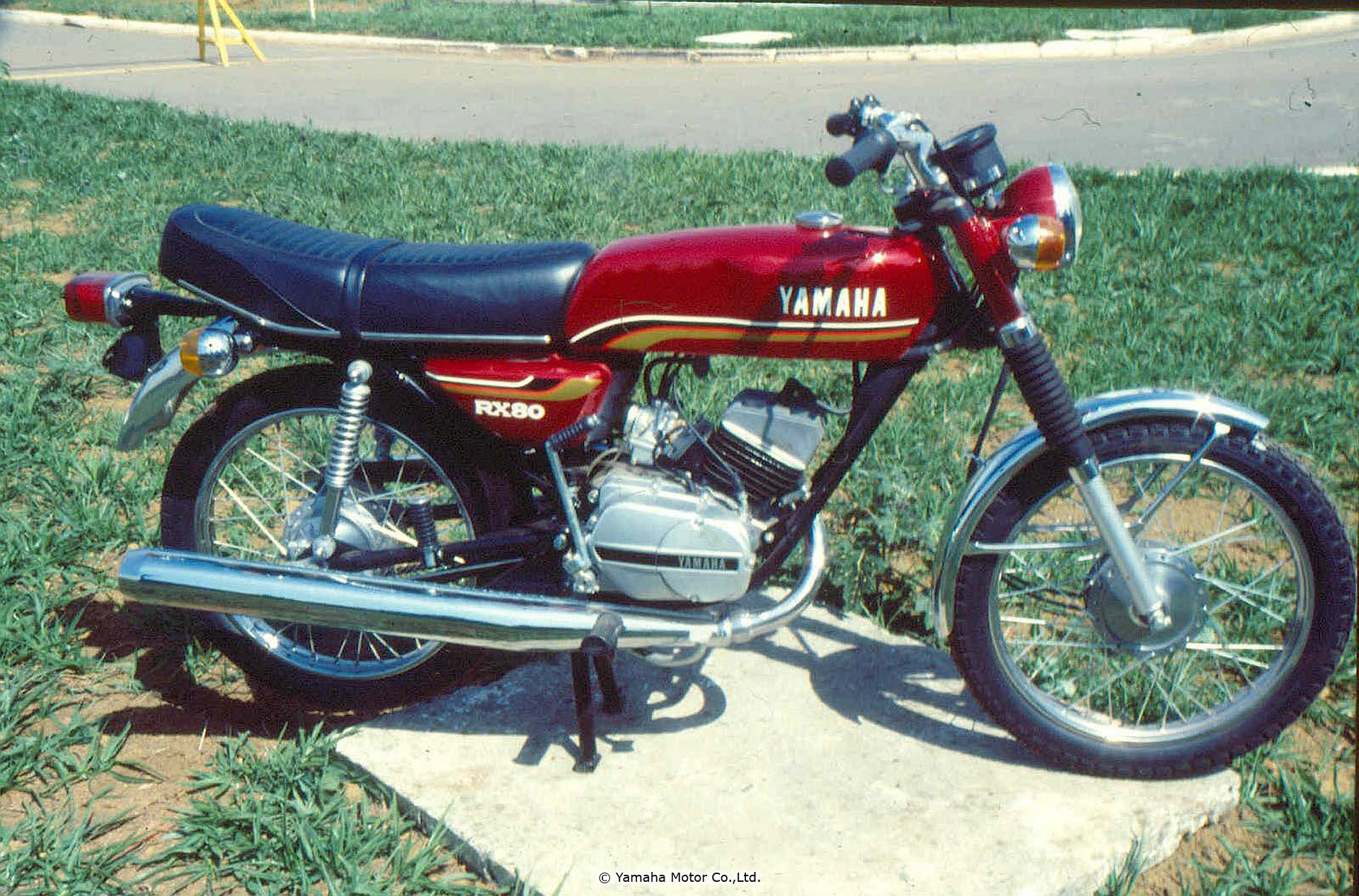 RX80 - Product Library - Product Library   YAMAHA MOTOR CO